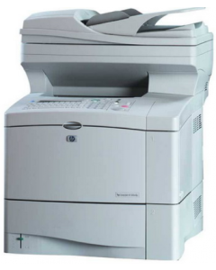 HP LaserJet 4100 4101 MFP Service Manual