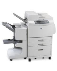 HP LaserJet 9000 MFP Service Manual
