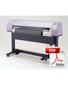 MIMAKI CG-75FX_130FX_160FX Maintenance Manual D500209