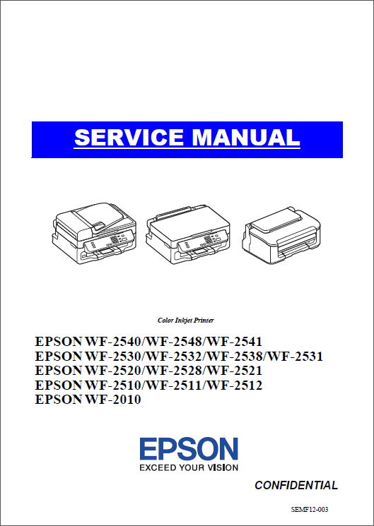 Epson WorkForce WF2010 2510 2511 2512 2520 2521 2528 2530 2531 2532 2538 2540 2541 2548 Service Manual-1