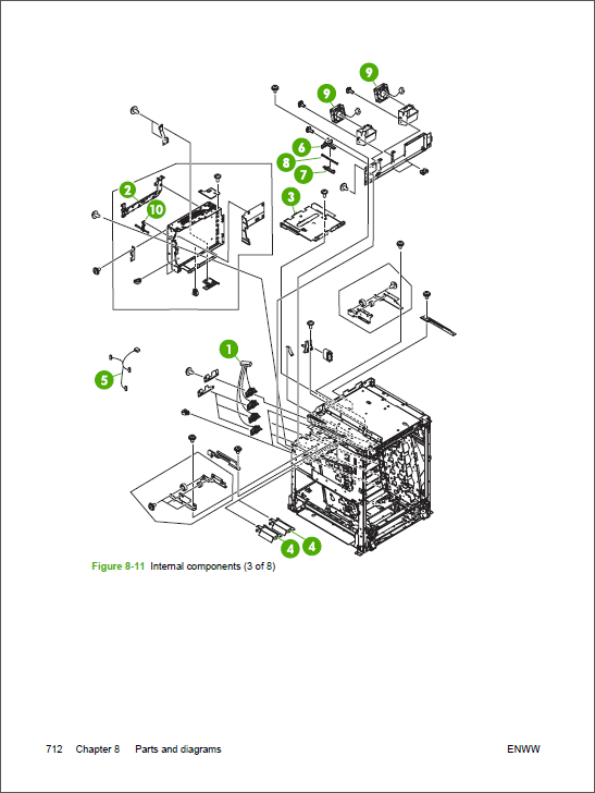 HP Color LaserJet 4730 MFP Service Manual-5