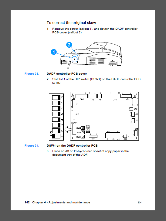 HP Color LaserJet 8550 MFP Service Manual-3