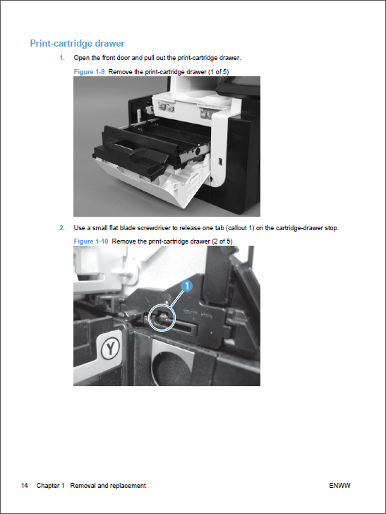 HP Color LaserJet CM1410 Service Manual-2