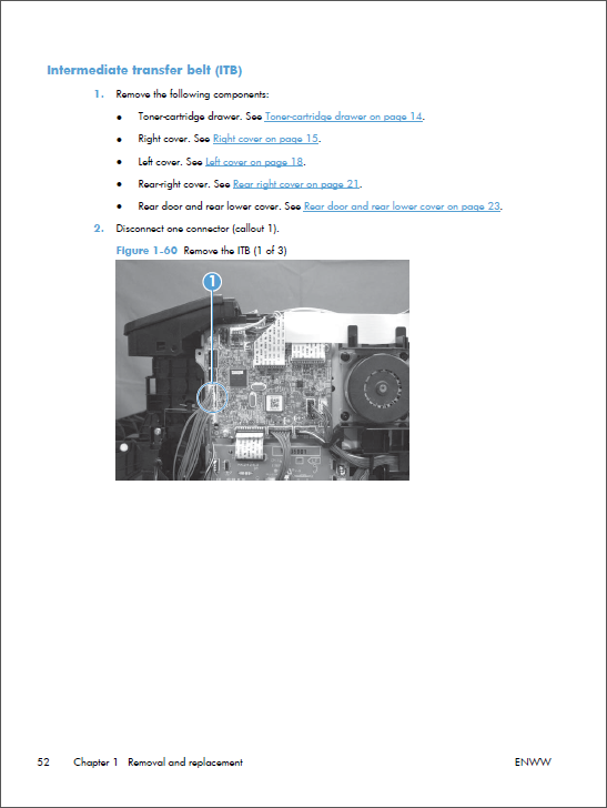 HP Color LaserJet M251 Service Repair Manual-4