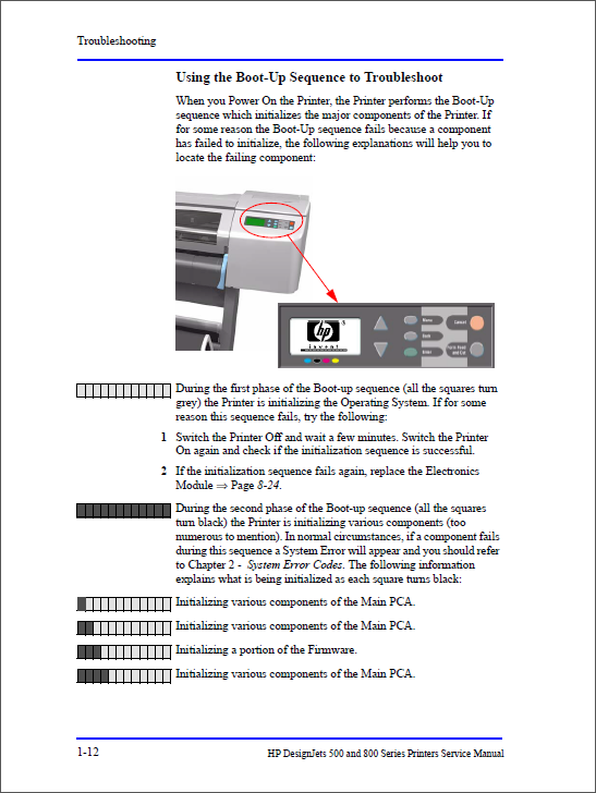 HP Designjet 500 500ps 800 800ps Service Manual-2