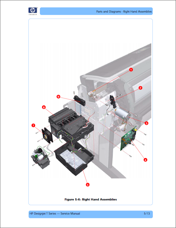 HP_Designjet_T1120_T1100_T610_Service_Manual-4
