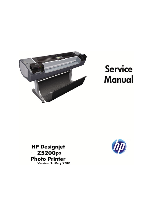 HP_Designjet_Z5200ps_Photo_Service_Manual-1