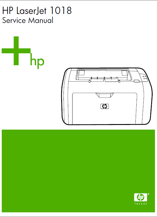 HP_LaserJet_1018_Service_Manual-1